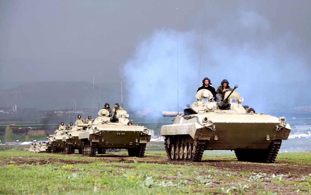 Türkiyə-Azərbaycan birgə təlimində iştirak edən hərbi kontingent Naxçıvana qayıdıb
