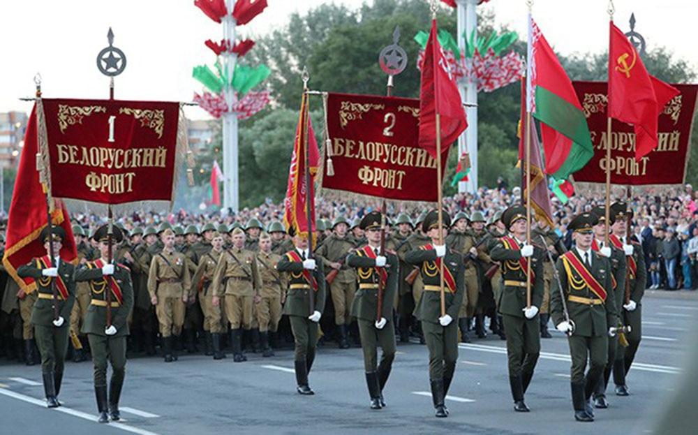 Bildergebnis für Weißrusslandparade