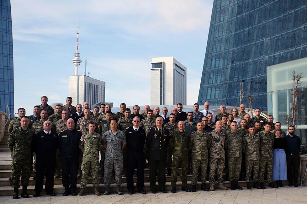 Bakıda NATO-nun Əməliyyat İmkanları Konsepsiyası proqramı çərçivəsində kurs keçirilir