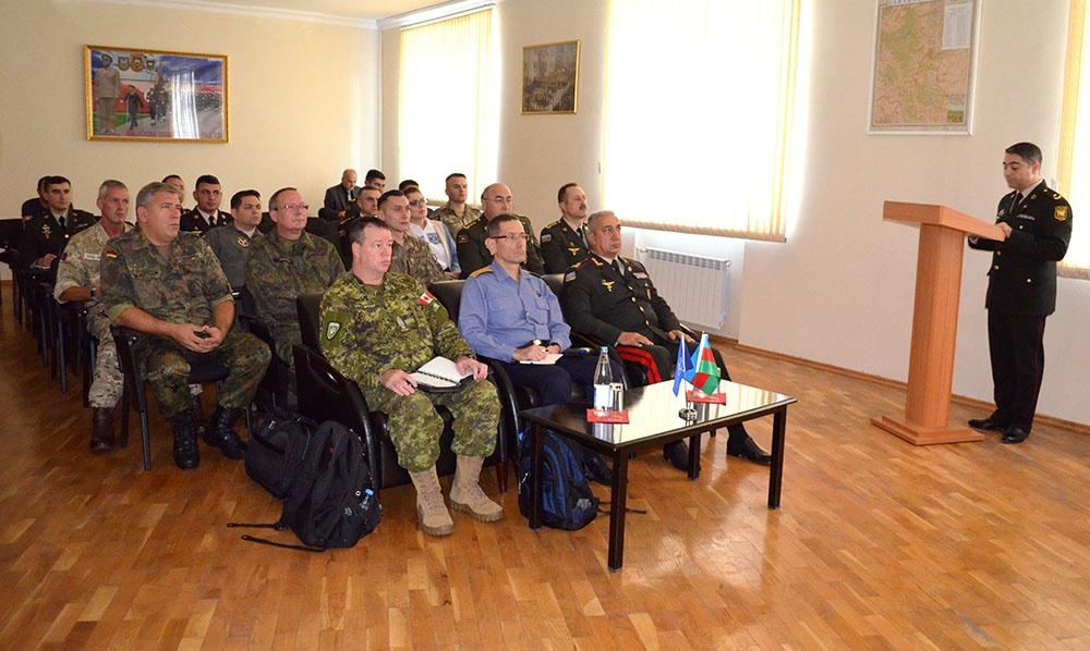 """Azərbaycan Ordusunda """"NATO günləri"""" başa çatıb"""