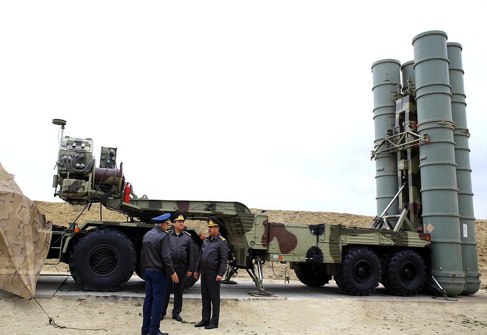 HHQ-nin yeni hərbi hissəsi istifadəyə verilib (video)