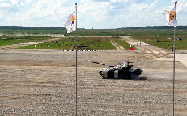 Azərbaycan tankçıları yarımfinalda